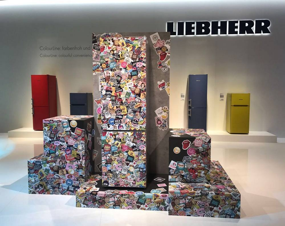 Liebherr 4813 - Multicolour Exclusive Design